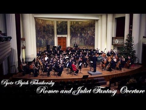 "(4K) Tchaikovsky - Romeo & Juliet - Fantasy Overture Performed By ""Antonin Ciolan"" Orchestra Of AMGD"