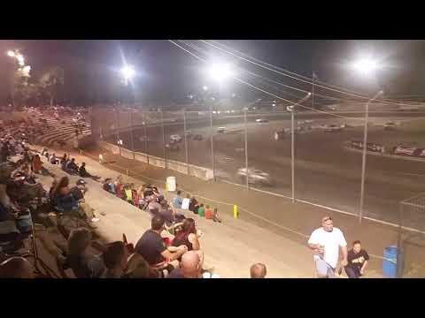 Bakersfield Speedway Modlite Main Event 9/9/17