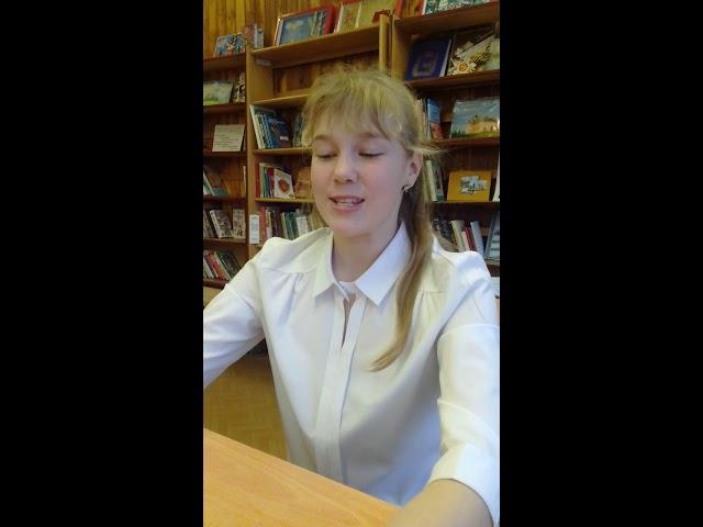 Изображение предпросмотра прочтения – ЕкатеринаЖданова читает произведение «Простые звуки родины моей» О.А.Фокиной