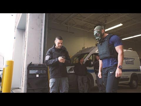 Peel Police Tactical Officer Fitness Test