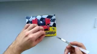#1 Сбылась мечта детства!Блок Turbo!!! Открываю жвачки и смотрю вкладыши.(, 2016-08-27T20:23:12.000Z)