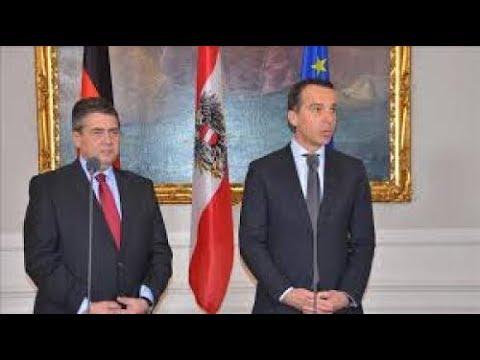 Germany, Austria slam US sanctions against Russia