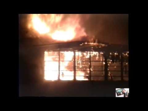 Prairie Elementary School Fire