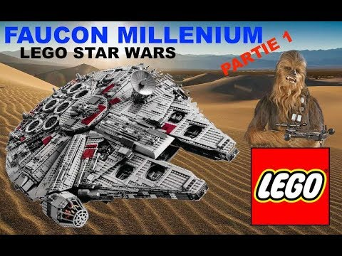faucon millenium i lego star wars i partie 1 youtube. Black Bedroom Furniture Sets. Home Design Ideas