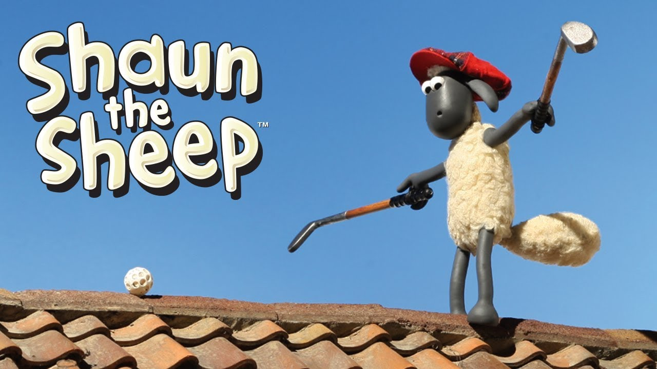 Whos the Caddy - Shaun the Sheep