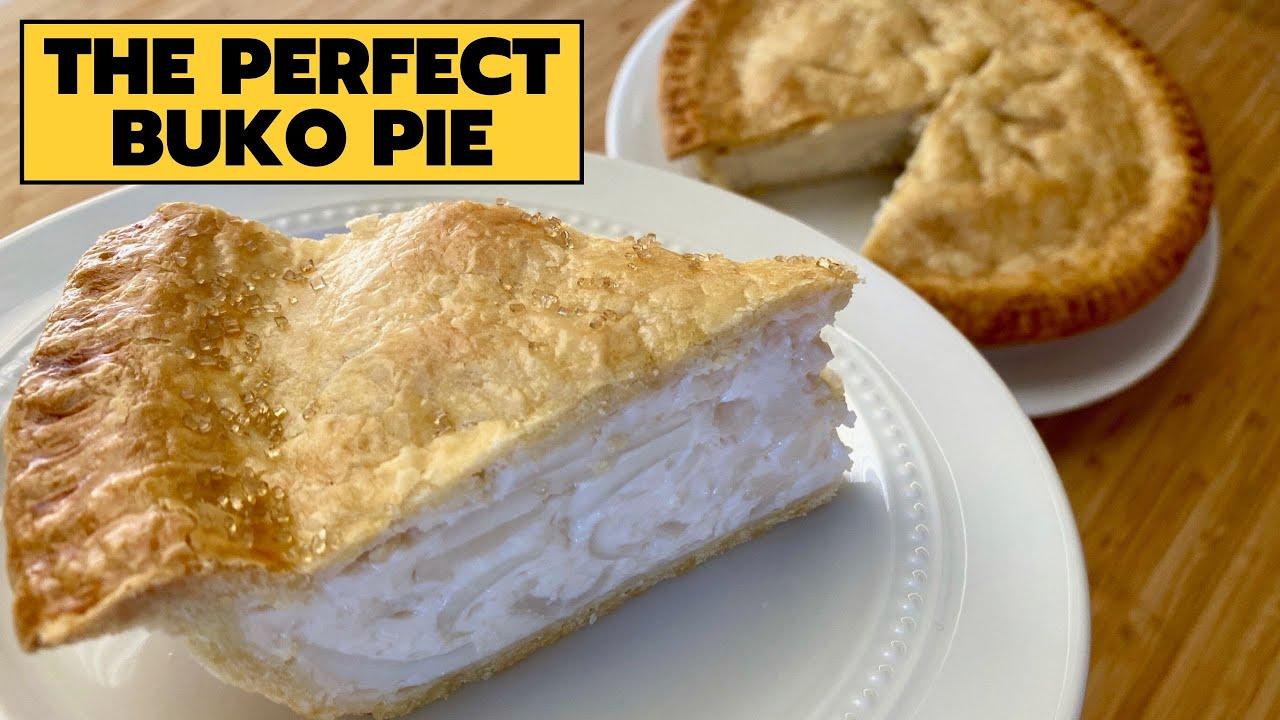 The Perfect Buko Pie Youtube