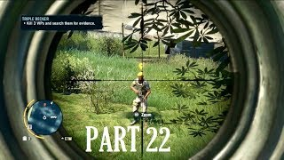 Far Cry 3 Classic Edition Walkthrough Gameplay TRIPLE DECKER PART 22 PS4 No Commentary