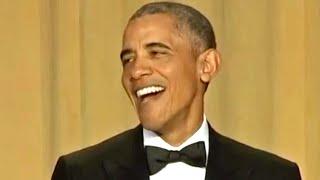 President Obama at the 2016 White House Correspondents