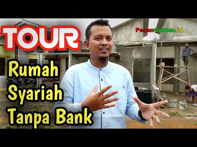 Tour Project | Pembangunan Perumahan Syariah #gudanggorden