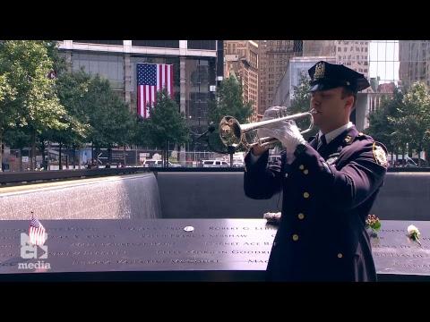 Mayor de Blasio Attends the September 11 Commemoration Ceremony