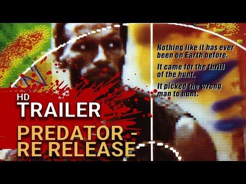 Predator (1987) - 30th Anniversary Re Release Trailer