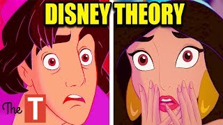 Disney Theory: Aladdin Takes Place 10 000 Years In The Future