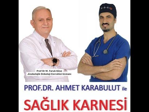 JİNEKOLOJİK KANSERLER (EN TEMEL BİLGİLER) - PROF DR M FARUK KÖSE - PROF DR AHMET KARABULUT