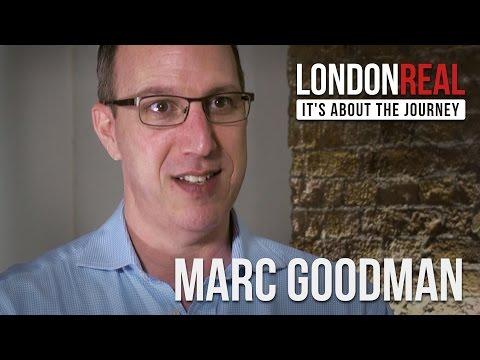 Marc Goodman - Future Crimes - PART 1/2 | London Real