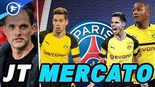 Le PSG bien décidé à piller le Borussia Dortmund | Journal du Mercato