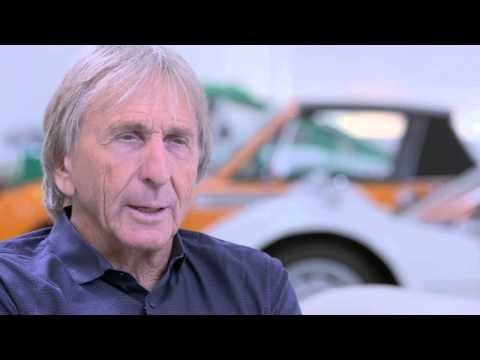 Derek Bell talks about the Porsche 917