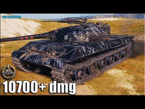 СТАТИСТ против РАКОВ ✅ World of Tanks лучший бой Объект 430У