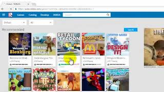 Download Roblox fast and new 2018 version
