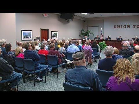 Union Township development plan approved; Residents promise political payback