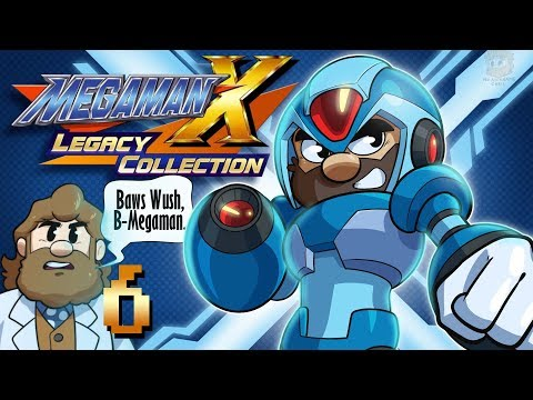Mega Man X Legacy Collection Volume 1 X Challenge | Let's Play Ep. 6 | Super Beard Bros.