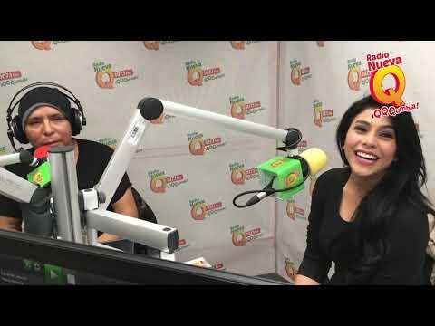 Maricarmen Marin presentó su canción 'Por qué te fuiste' en 'Qumbias y Risas'