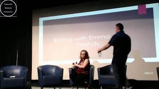 Part 1 Live Channeling Emanuelle McIntosh: Callifornia event 2019