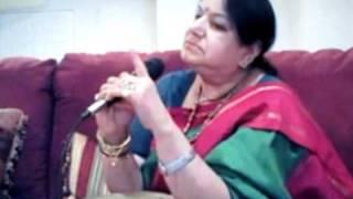 Tumhari Nazar Kyun Khafa - (Do Kaliyan) - JOHN BAITALI & SARLA JESRANI JI.