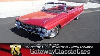 1961 Cadillac Series 62, Gateway Classic Cars Scottsdale #348