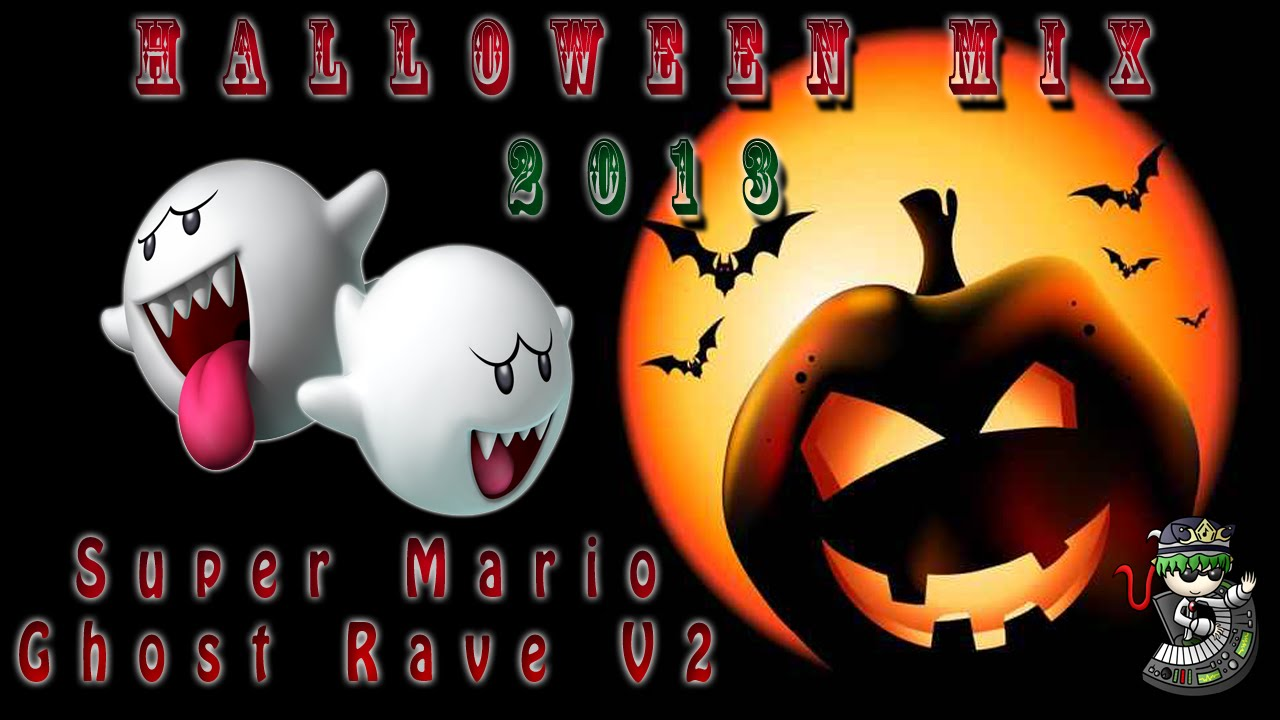 halloween mix 2013 - super ghost rave [super mario medley] - youtube
