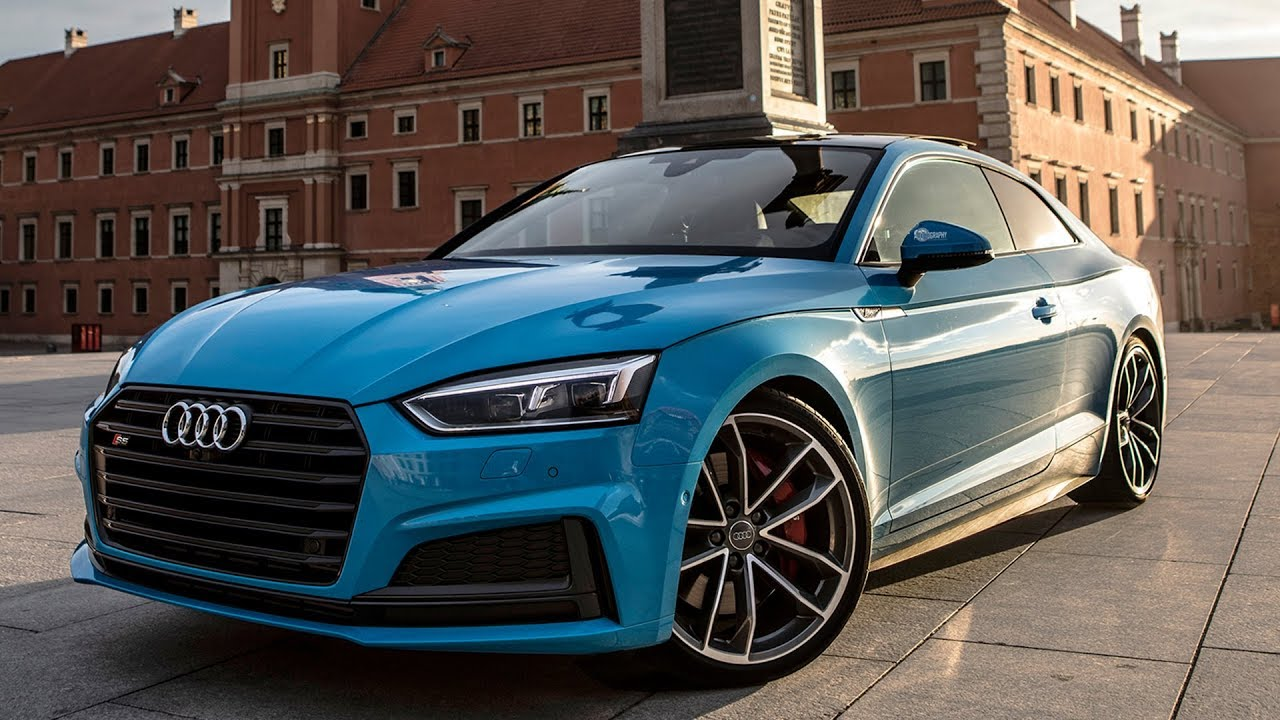 MESMERIZING 2018 AUDI S5 In RIVIERA BLUE Best Color The