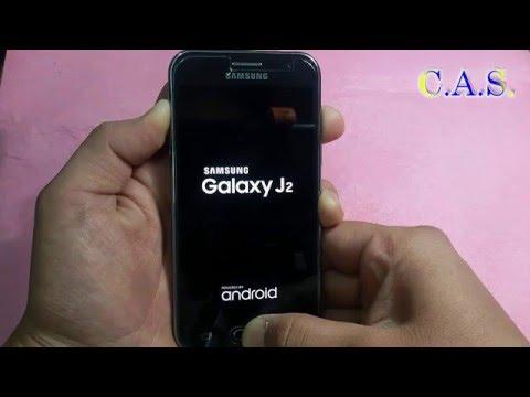 Hard Reset Samsung Galaxy J2 - J200h авторизация гугл аккаунт, графический ключ, зависает