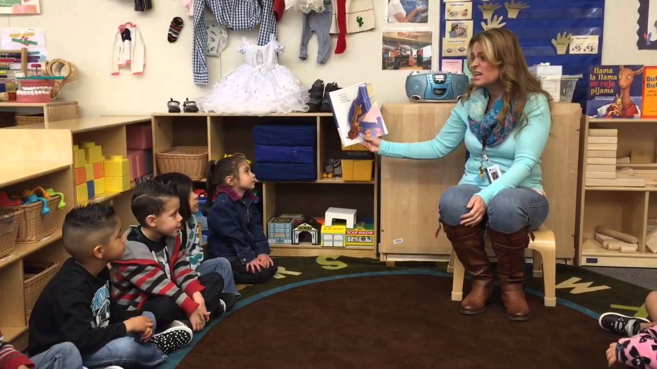 Circle Time At Head Start Youtube