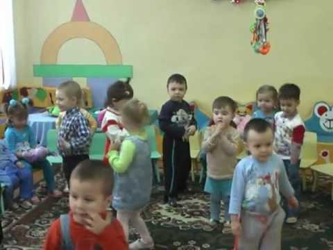 Сюжетно-ролевые игры во второй младшей группе. Частный детский сад Развитие.