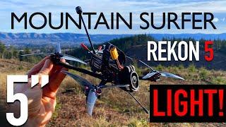 Vidéo: Rekon 5 Long Range 6s Digital HD