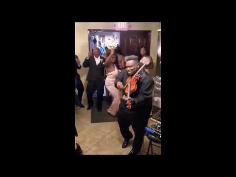 Frito - WATCH: Violinist Goes HAM At Wedding Reception