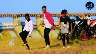 K DELO LAAL SAARI || New Nagpuri Dance 2018-19 || KBL BOYS || 2 IN 1 CREW