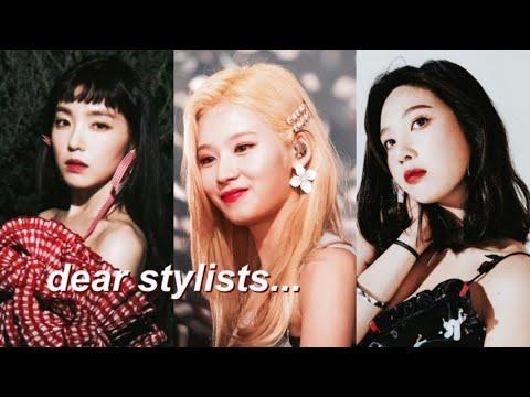 Download  female kpop idols struggling with outfits Gratis, download lagu terbaru