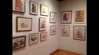 文房堂 アートスクール合同展 後期 20130826~31.