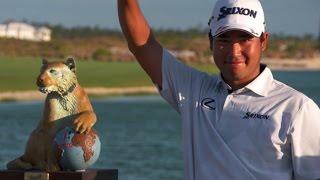 Highlights | Hideki Matsuyama wins Tiger's 18th Hero World Challenge event