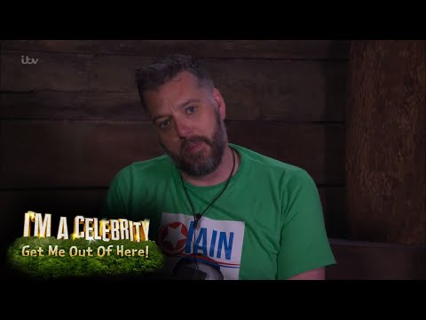Jungle Prime Minister Iain Chooses Camp Jobs! | I'm A Celebrity… Get Me Out Of Here!