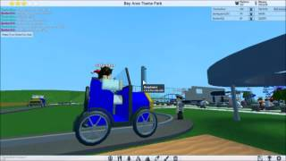 Roblox Travels: Theme Park Tycoon 2 Whelen Siren Test S1EP3 (REUPLOADED