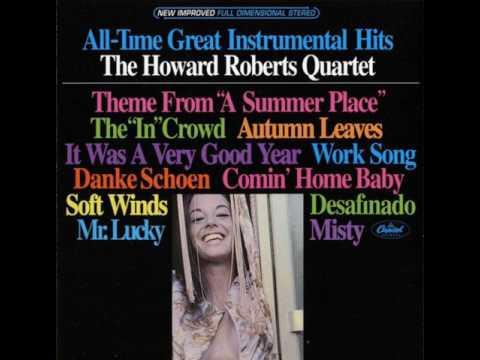 The Howard Roberts Quartet - Soft Winds (1967)