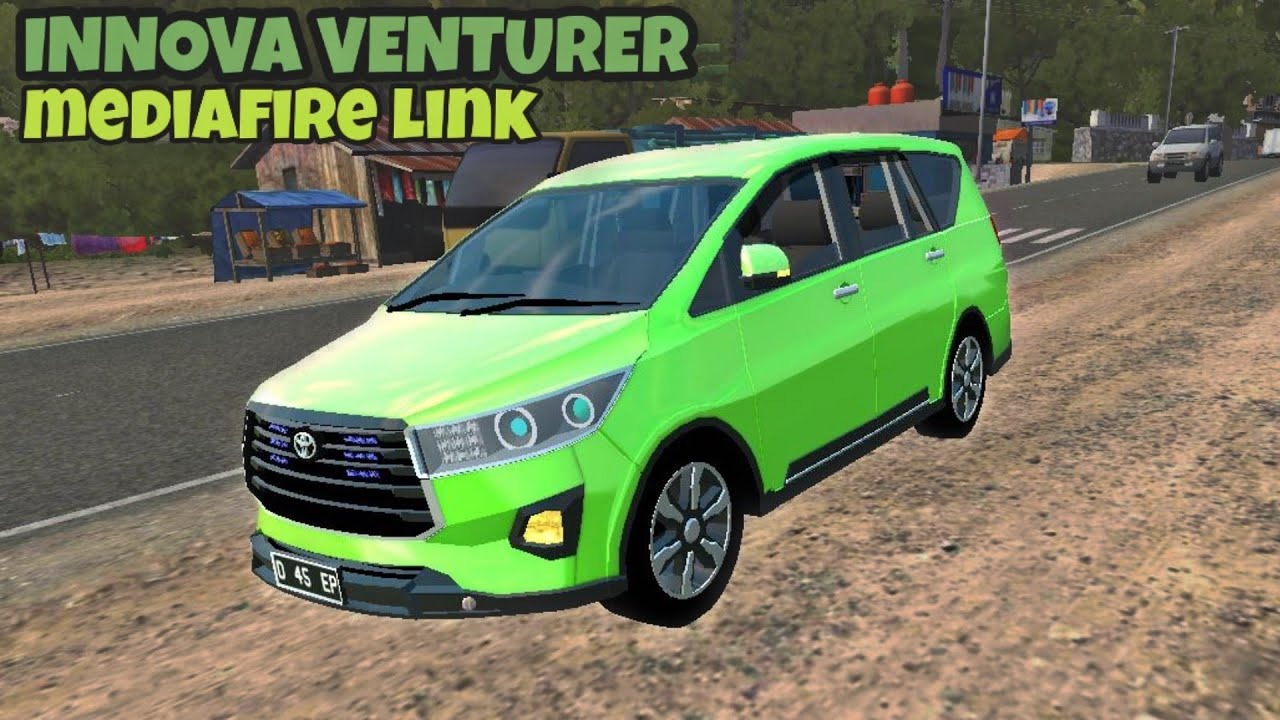83 Mod Bussid Mobil Innova Venturer HD Terbaik