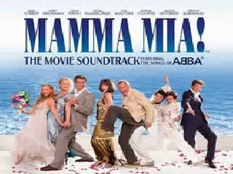 Mamma Mia movie sundtrack 1.Honey,Honey