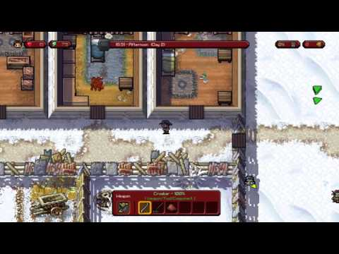 (dig)#5 The Escapists: The Walking Dead  