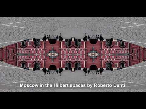 Moscow in the Hilbert spaces
