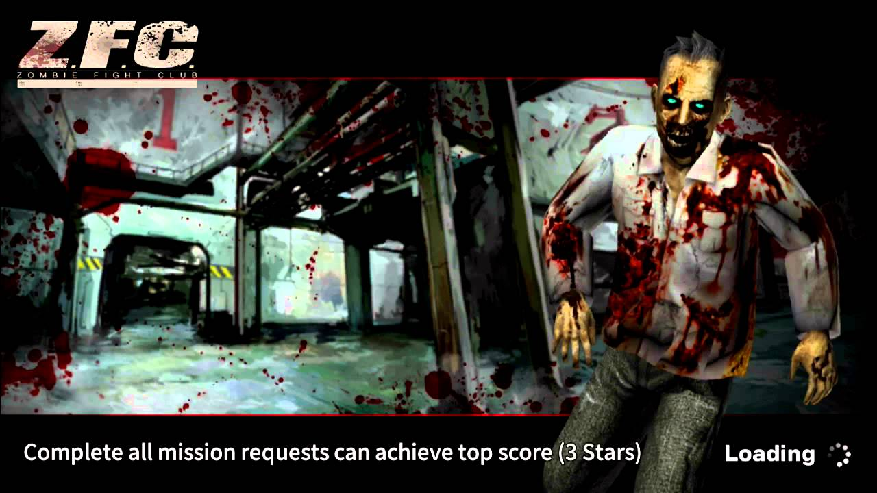 zombie fight club android game youtube