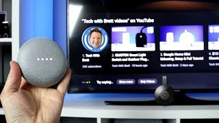 Use Google Assistant on Your TV With Chromecast Visual Responses