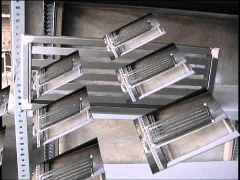 Rejillas y difusores para aire acondicionado tomas flores youtube - Rejillas de ventilacion para banos ...