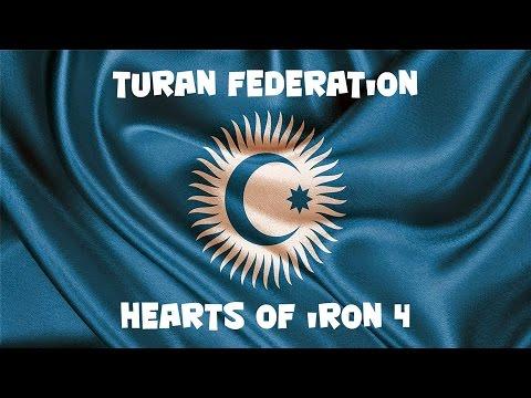 Turan Federation (Turkic Union) | Hearts of Iron IV Spotlight